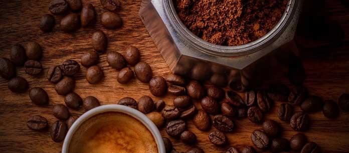 μη ξαναπετάξετε το κατακάθι του καφέ