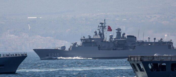Πολεμικοί αλαλαγμοί από Άγκυρα σε Αθήνα: «Μην τα βάλετε με τον τουρκικό Στόλο - Είναι πάνω από το μπόι σας»!