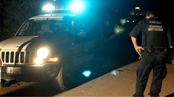 αιματηρό επεισόδιο ανάμεσα σε αλλοδαπούς σημειώθηκε χθες βράδυ στο Τυμπάκι του Δήμου Φαιστού.