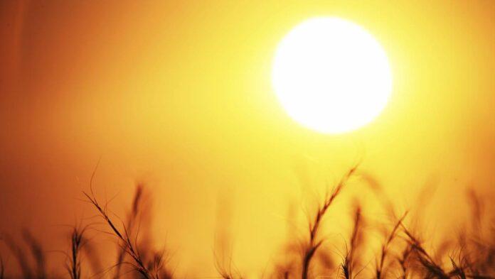 Κατά το παραπάνω χρονικό διάστημα, μάλιστα, οι μετεωρολόγοι εκτιμούν ότι θα επικρατήσουν συνθήκες καύσωνα σε αρκετές περιοχές της χώρας.