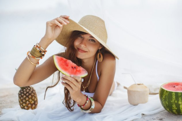 Tροφές για σούπερ ενυδάτωση το καλοκαίρι...